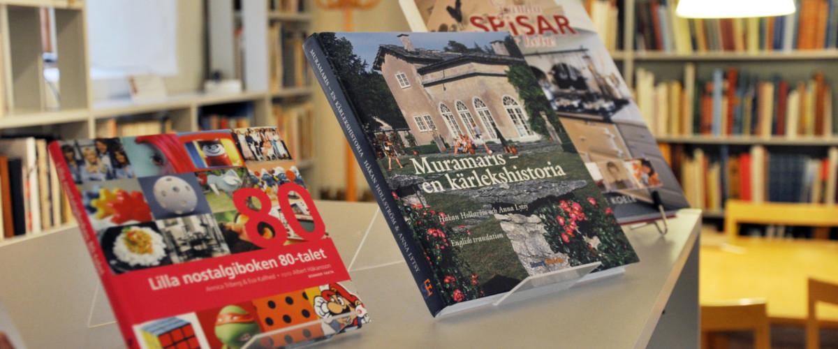 Svahnströmska rummet, Gotlands Museums arkiv & bibliotek