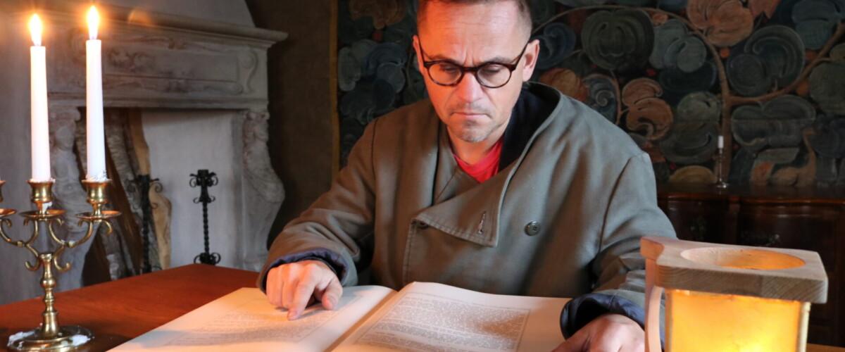 Lars Kruthof läser julberättelser