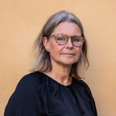 Museichef Susanne Thedéen
