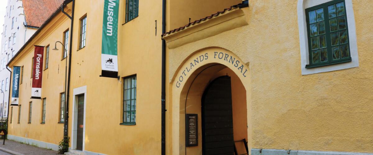 Gotlands Museums entré