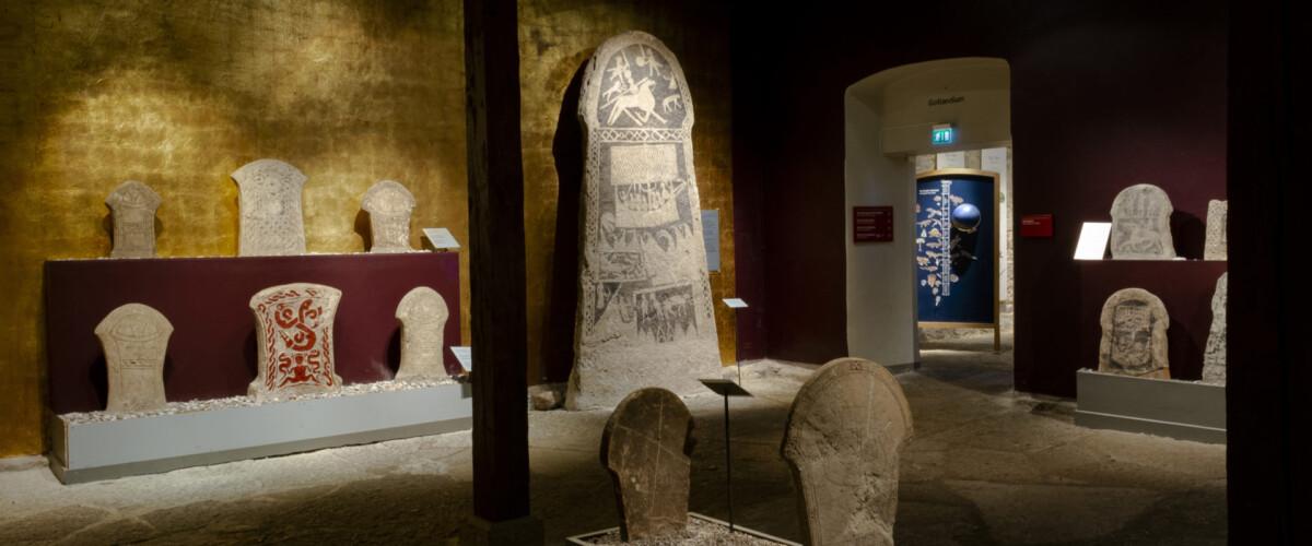 Bildstenshallen, Gotlands Museum